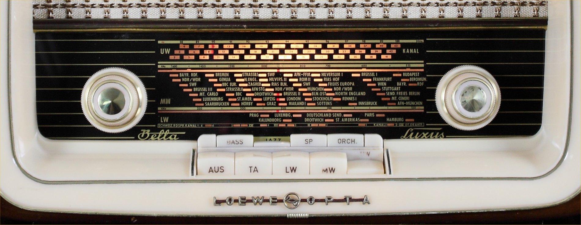 Loewe Opta Bella Luxus 2711W