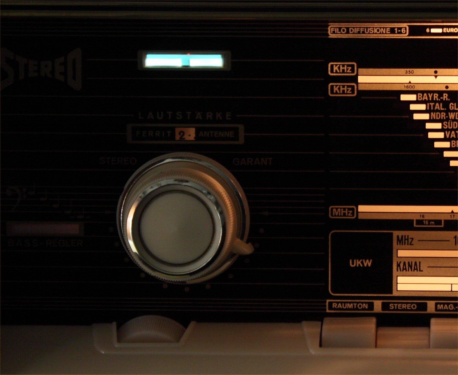 Graetz Fantasia 922 Luxus  Stereosuper